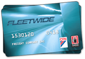 Fleetwide - The one card that does it all